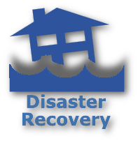 Disaster recovery telephones communications SMS messaging to staff