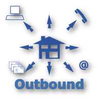 Outbound Cold Calling, Telemarketing, SMS, E-mail