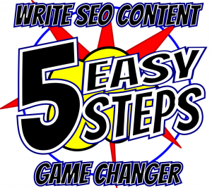 Read more about the article How to write a blog in 5 easy steps!